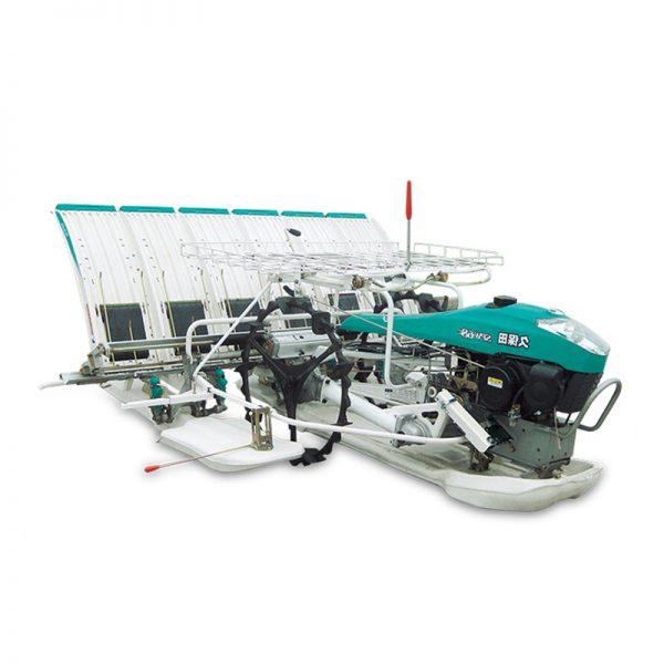 Moto transplantadora de arroz SPW68C