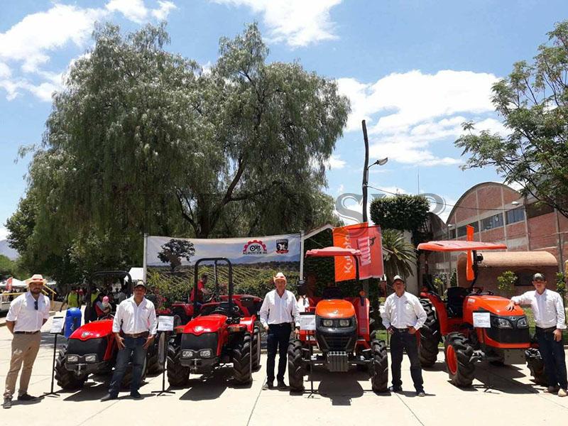 Dos nuevos implementos agrícolas revolucionan la producción viñatera en Tarija